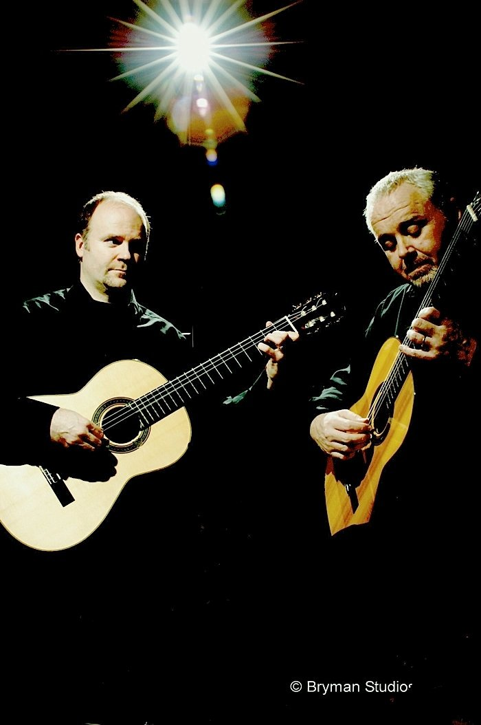The Albanach Guitar Duo  : profile picture