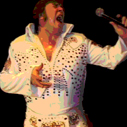 Gary Collins is Elvis